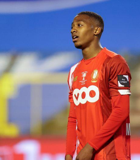 Michel-Ange Balikwisha en route pour le Club de Bruges pour 6 à 7 millions