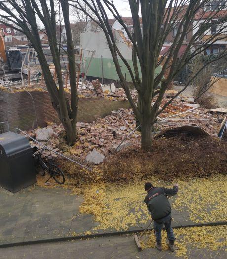 Ook dát nog: in lockdown valt muur op auto van horecabaas Sven: 'Maaltijdbezorging gelukkig niet in gevaar'