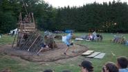 Niet welkom in Couvin, wel in Hotton: scouts Overijse vinden nieuwe kampplaats
