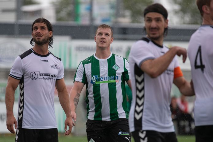 Martijn van der Laan verlaat SC Genemuiden aan het einde van het seizoen.