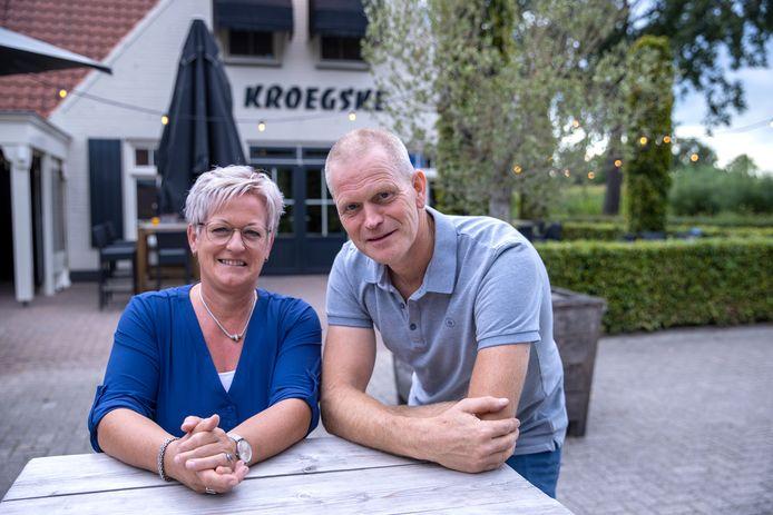 't Kroegske in Spoordonk bestaat dertig jaar en daar zijn de eigenaren Marja en John Schepens maar wat trots op.