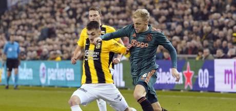 Vitesse's loopwonder Matus Bero wil naar Engeland