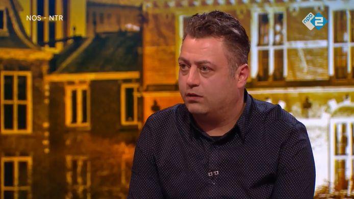 Osman Bosuguy op 9 maart in de uitzending van Nieuwsuur.