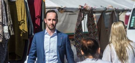 Jeroen Bruijns is de nieuwe CDA-aanvoerder in Breda