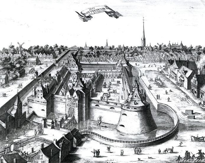 Kasteel Vredenburg, opgravingen