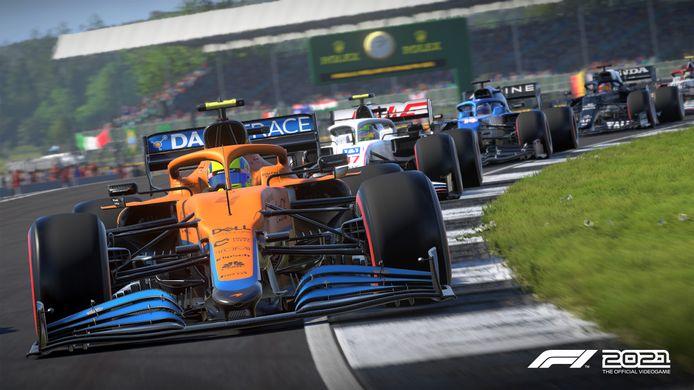 AI-hulp in de bochten is een van de belangrijkste manieren waarop 'F1 2021' toegankelijker wordt voor spelers die wel fan zijn van de sport, maar misschien niet zo bedreven zijn als gamer.