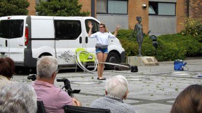 Bewoners Den Beuk krijgen al voorsmaakje van Theater aan Twater