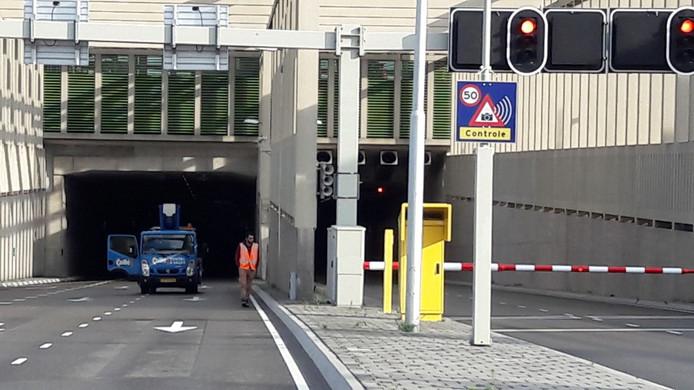 stadsbaantunnel utrecht
