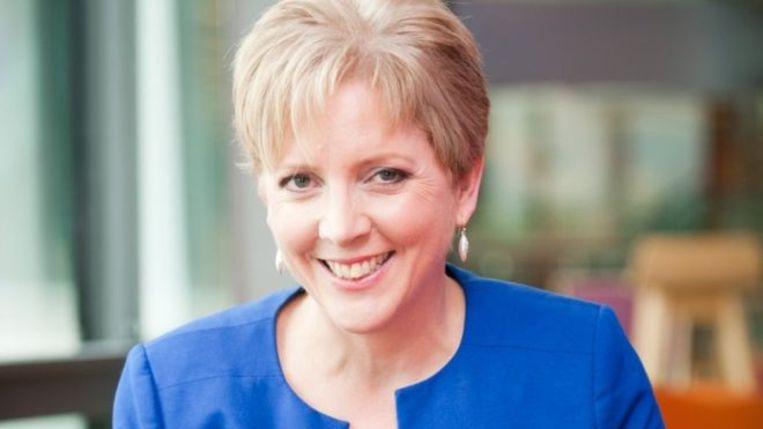 Sinds vier jaar was  Carrie Gracie voor de Britse zender correspondente in Peking.