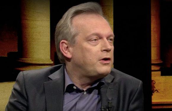 Noel Slangen deed de uitspraak in het Canvas-programma 'De Afspraak op vrijdag'.