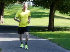 Marathon heeft niet alleen superfitte en sportieve deelnemers: 'Ik loop 'm uit. Puur op wilskracht'