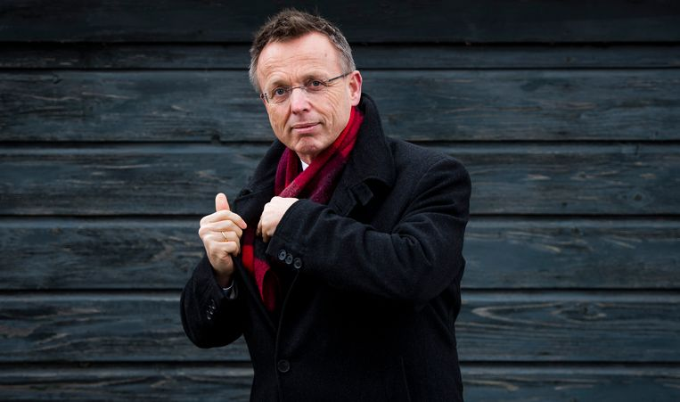 René Paas, commissaris van de Koning in Groningen.  Beeld ANP