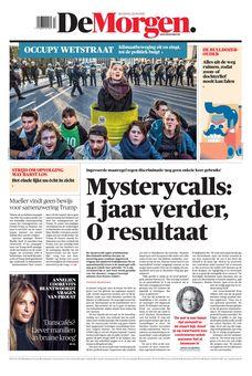 krant van ma 25 mrt 2019