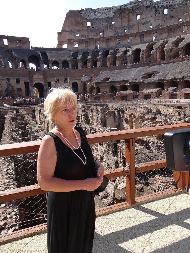 Unieke expo rond gladiatoren in tongeren tongeren for Romeins schild