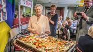 """Godelieve Voet viert 105de verjaardag: """"Of ik nog wilde plannen heb? Neen, het is tijd om met pensioen te gaan"""""""