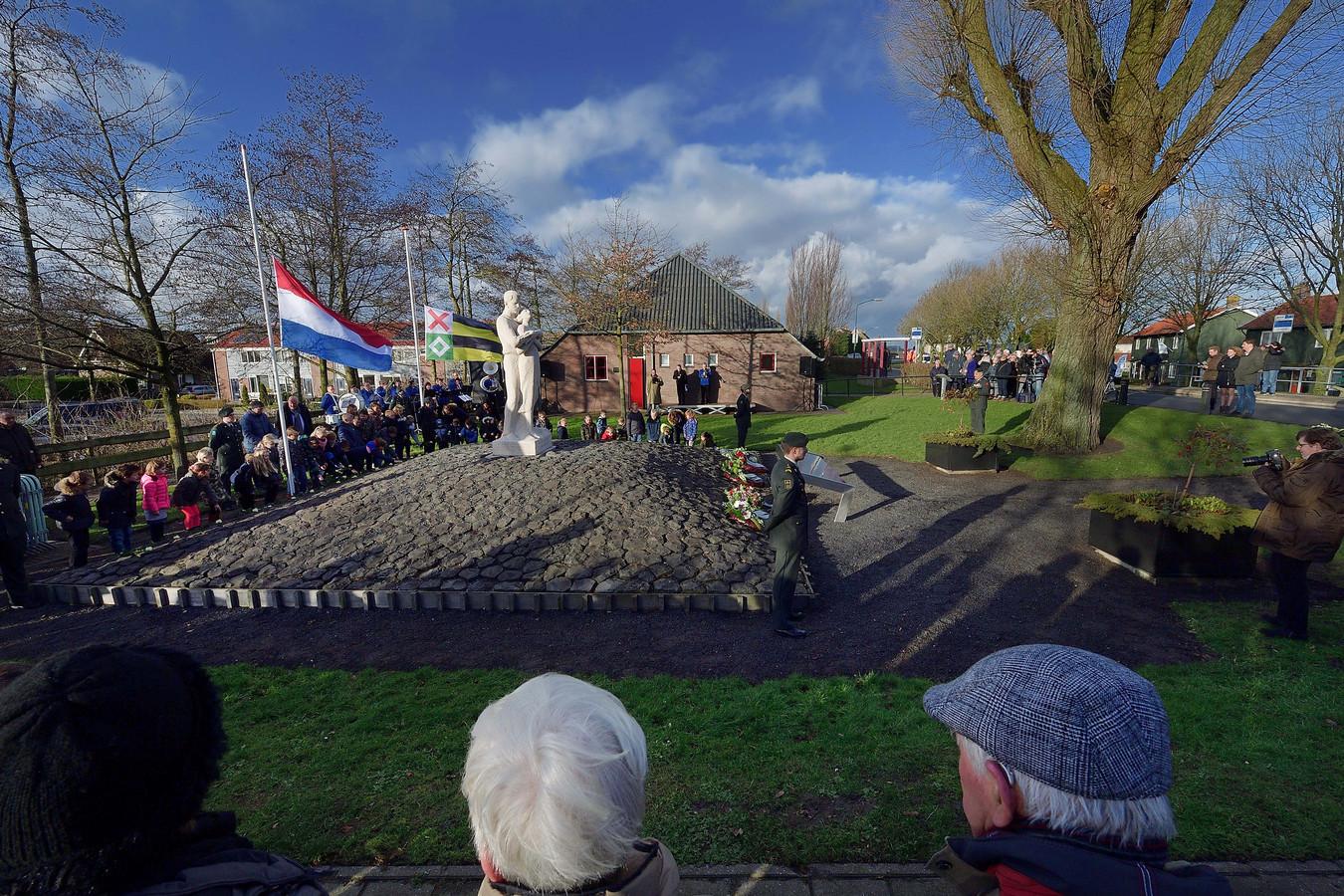 Herdenking Heijningen.