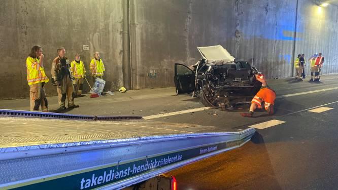 Twee gewonden bij verkeersongeval op afrit Mechelen-Noord