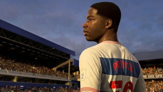 Kiyan Prince in FIFA 21.