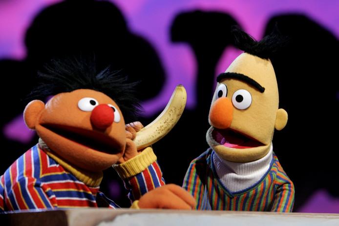 De belevenissen van Bert en Ernie zijn zowel bij kinderen als volwassenen populair.