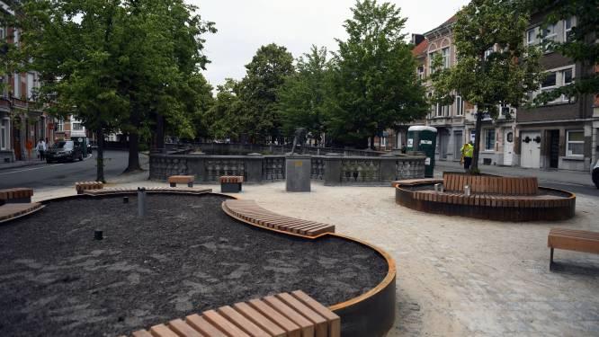 "Metamorfose voor pleintje aan Paep Thoon: ""Heikel punt voor fietsers is aangepakt"""