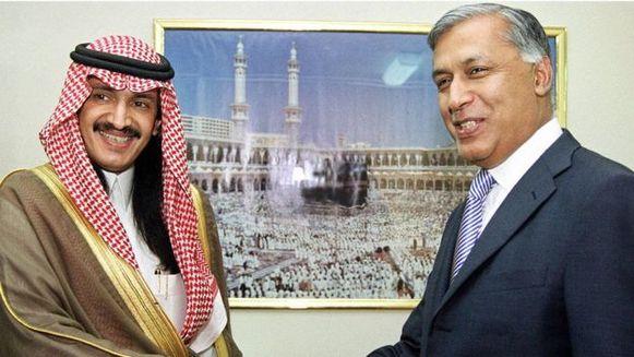 Prins Turki bin Bandar.