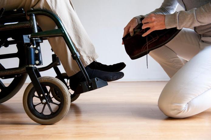 Zieken en gehandicapten kunnen met een persoonsgebonden budget de zorg regelen die perfect bij ze past.