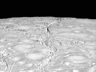 Spectaculaire NASA-foto's tonen maan die op een dag door de mens kan bewoond worden