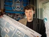 Gymnasiast Dante (18) gaat voor herexamen na 'slechts' zeven tienen