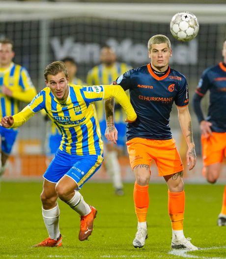 RKC-spits Stokkers baalt van verlies tegen oude club: 'Dit ga ik nog wel even horen'