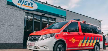 """Brandweerpost Wondelgem verhuist naar tijdelijke post in Evergem: """"Post voldoet niet meer aan noden"""""""