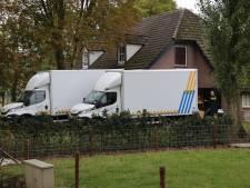 Hennepkwekerij opgerold in huis in buitengebied Sint-Oedenrode