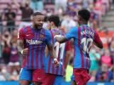 Mooie middag Barça: goals Memphis Depay en Luuk de Jong en rentree Ansu Fati