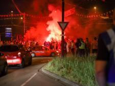 Apeldoorn grijpt in, Oranjerotonde wordt na duels van Nederlands elftal afgezet: 'Je hebt altijd mensen die niet luisteren'