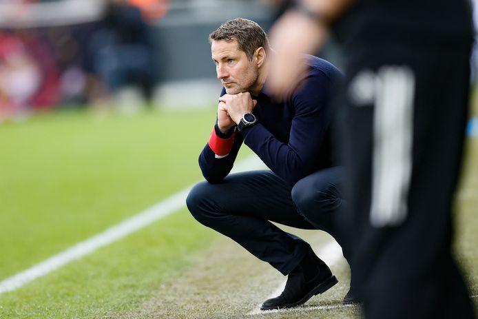 Antwerp-coach Brian Priske.