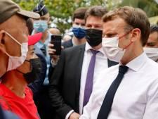 Macron 'doorbreekt stilzwijgen' en opent archieven atoomproeven Polynesië