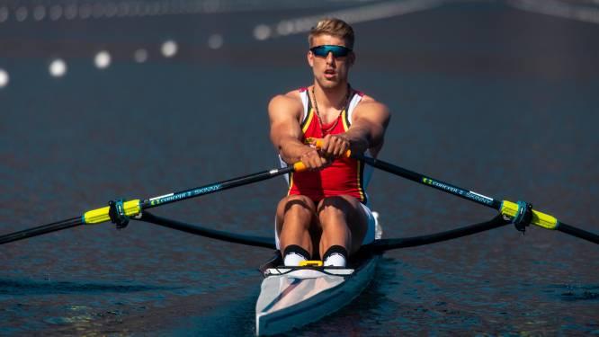 """Ward Lemmelijn grijpt naast olympisch ticket: """"Ik keek rond me en zag mijn tegenstanders al lengtes voor liggen"""""""