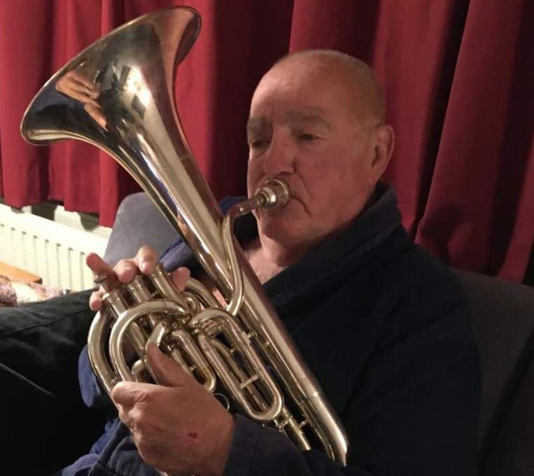 Als jazzmuzikant was Evert Hekkema een 'vrije vogel'. Beeld