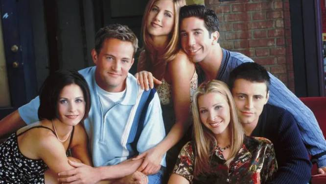 Dit is de eerste trailer van de 'Friends'-reünie, die nog deze maand wordt uitgezonden