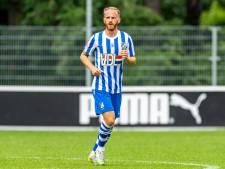 Na achttien jaar en een rits Nederlandse clubs keert Bourdouxhe terug naar het Belgische voetbal