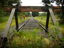 Duits Lijntje definitief op dood spoor, Meierijstad rouwt er niet om