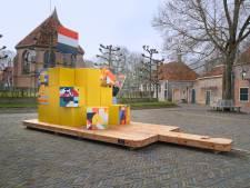 De fiets, kaas en melk: Nederlandse iconen worden kunst in Zuiderzeemuseum