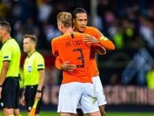 Stortvloed aan wedstrijden voor Oranje-toppers: De Ligt kan aan EK starten met 82 duels in de benen