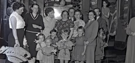 Wie mocht in 1955 mee met het ziekenreisje naar Lourdes?