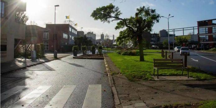 In november 2020 werden er op de FrankCraeybeckxlaandriepopup-pleintjesingericht om de drukke verkeerscirculatie te doorbreken en ruimte te creëren voor ontmoeting.