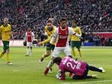 Teruglezen: het kostbare puntenverlies van Ajax