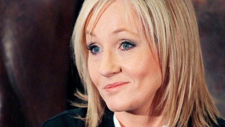 Rowling. Beeld EPA