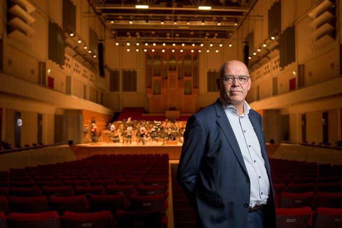 Kees Meijer, directeur van het Orkest van het Oosten.