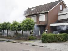 Verdachte van brandstichting in eigen huis in Raalte blijft nog zeker twee maanden in voorarrest