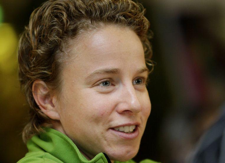 Groenewold stelde met haar prestatie een WK-ticket veilig. Foto ANP/Jaap Schaaf Hoge Noorden Beeld