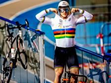 Drievoudig wereldkampioen Jeffrey Hoogland uit Nijverdal gaat voor 'een medaille in Tokio'